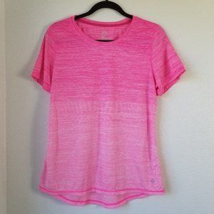 Lularoe Confident Rise Athletic Work Out Sport Tee